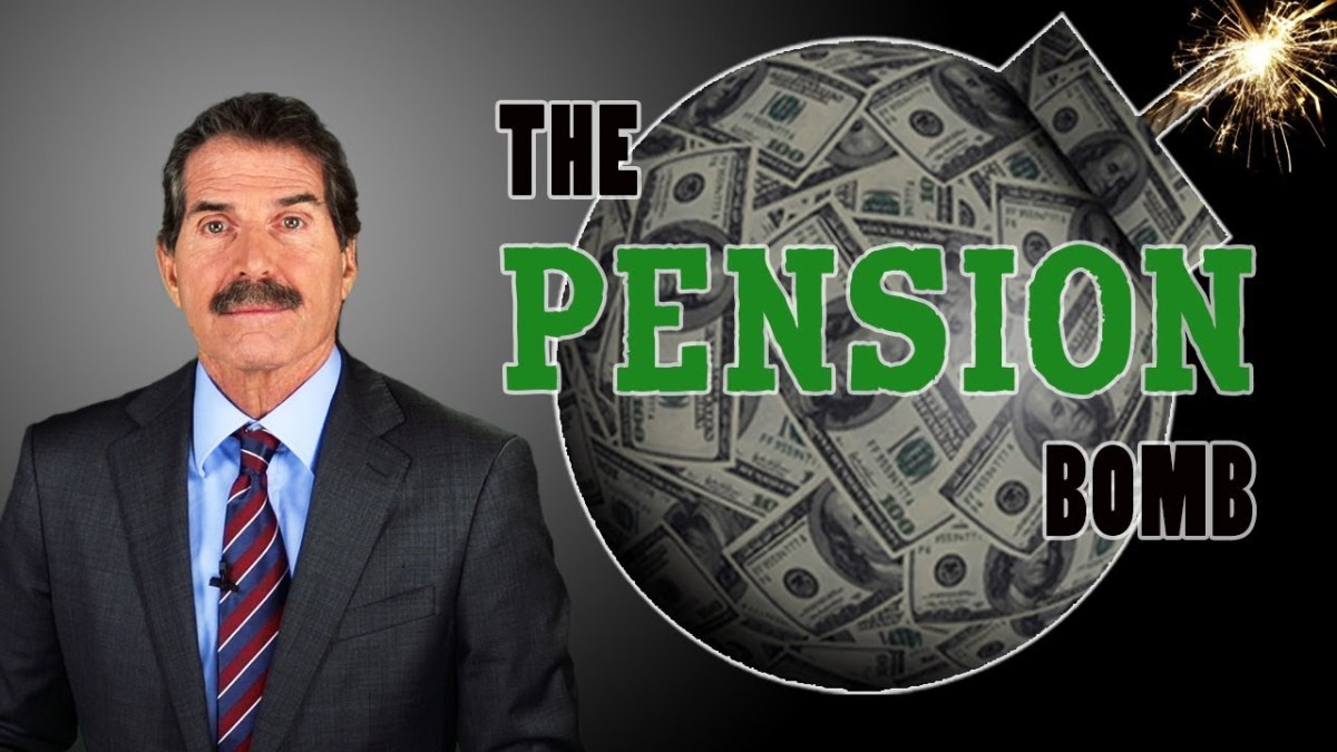 The Pension Bomb
